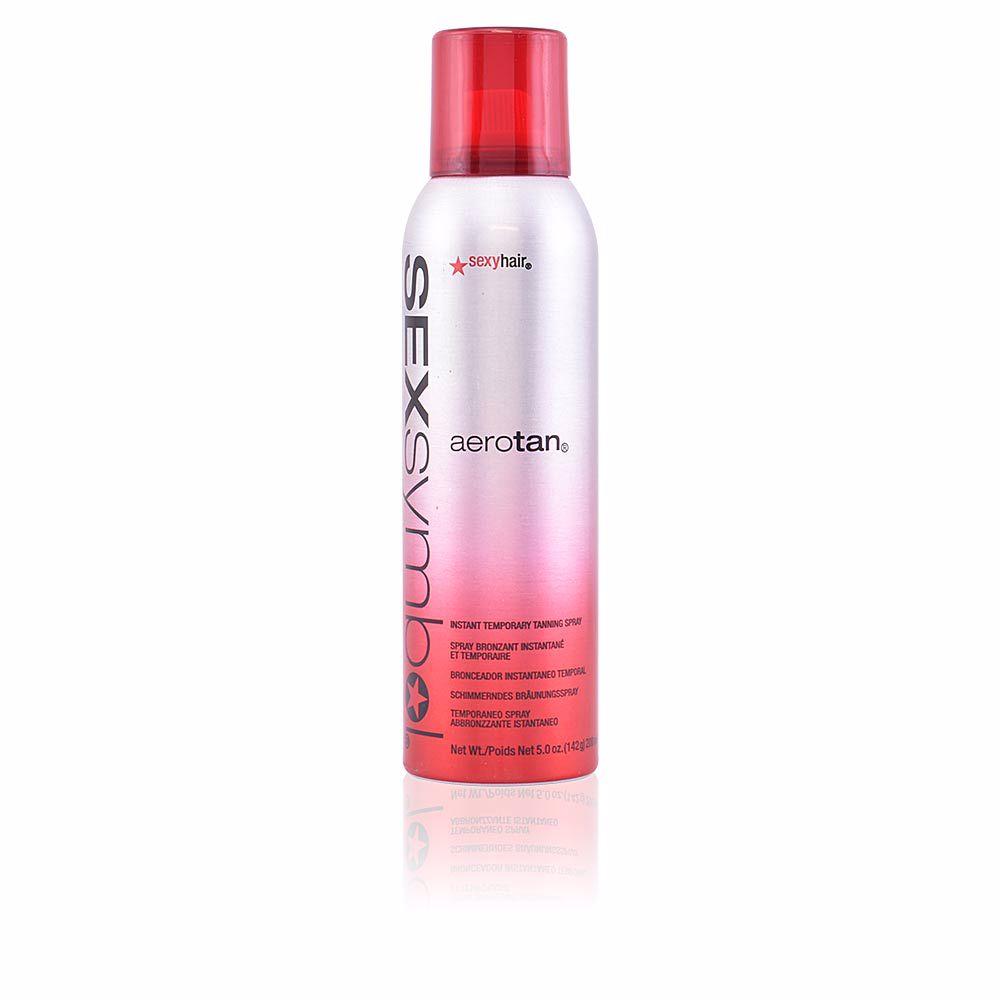 SEXSYMBOL aerotan instant temporary tanning spray
