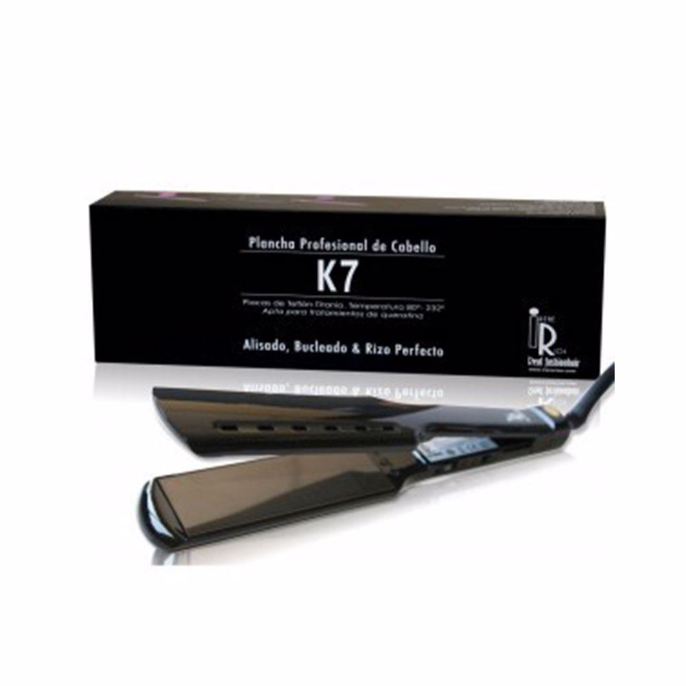 K7 plancha para el cabello