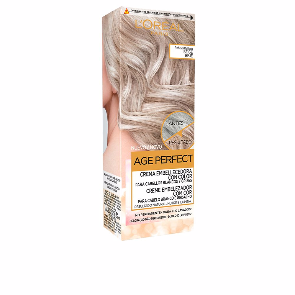 AGE PERFECT crema embellecedora #2-beige