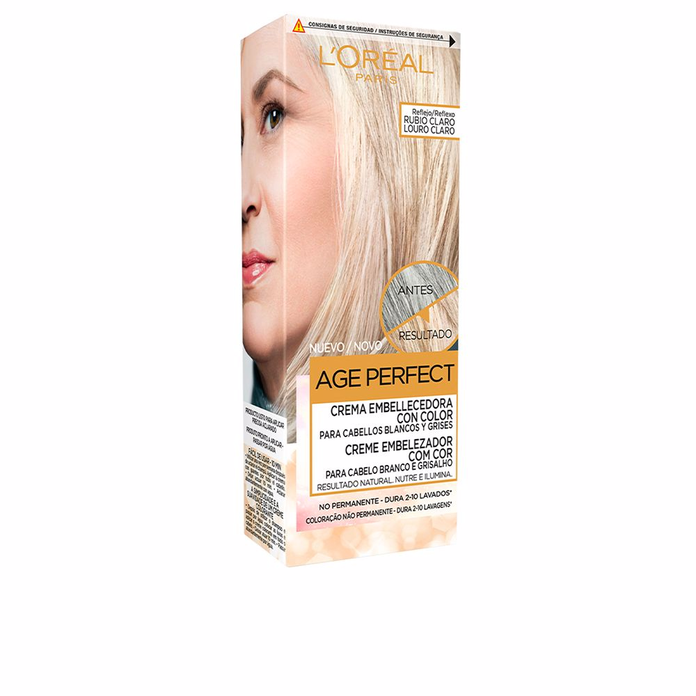 AGE PERFECT crema embellecedora #1-rubio