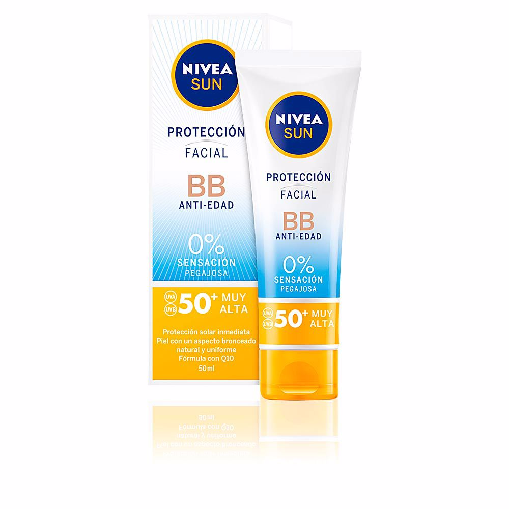 SUN FACIAL BB anti-edad SPF50+