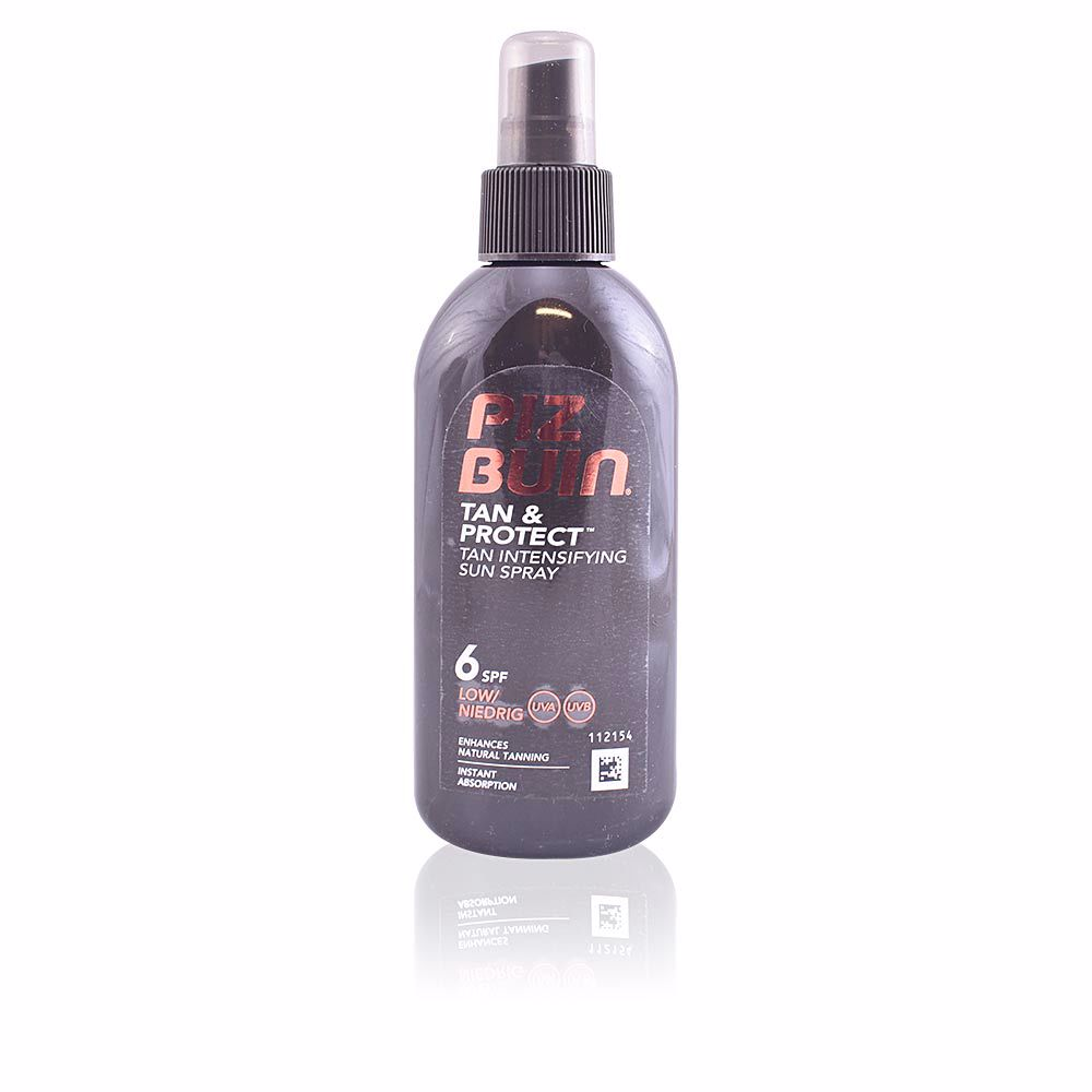 TAN & PROTECT INTENSIFYING SPF6 spray
