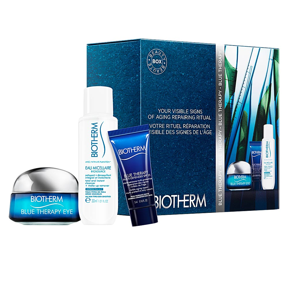 BLUE THERAPY EYE CREAM SET