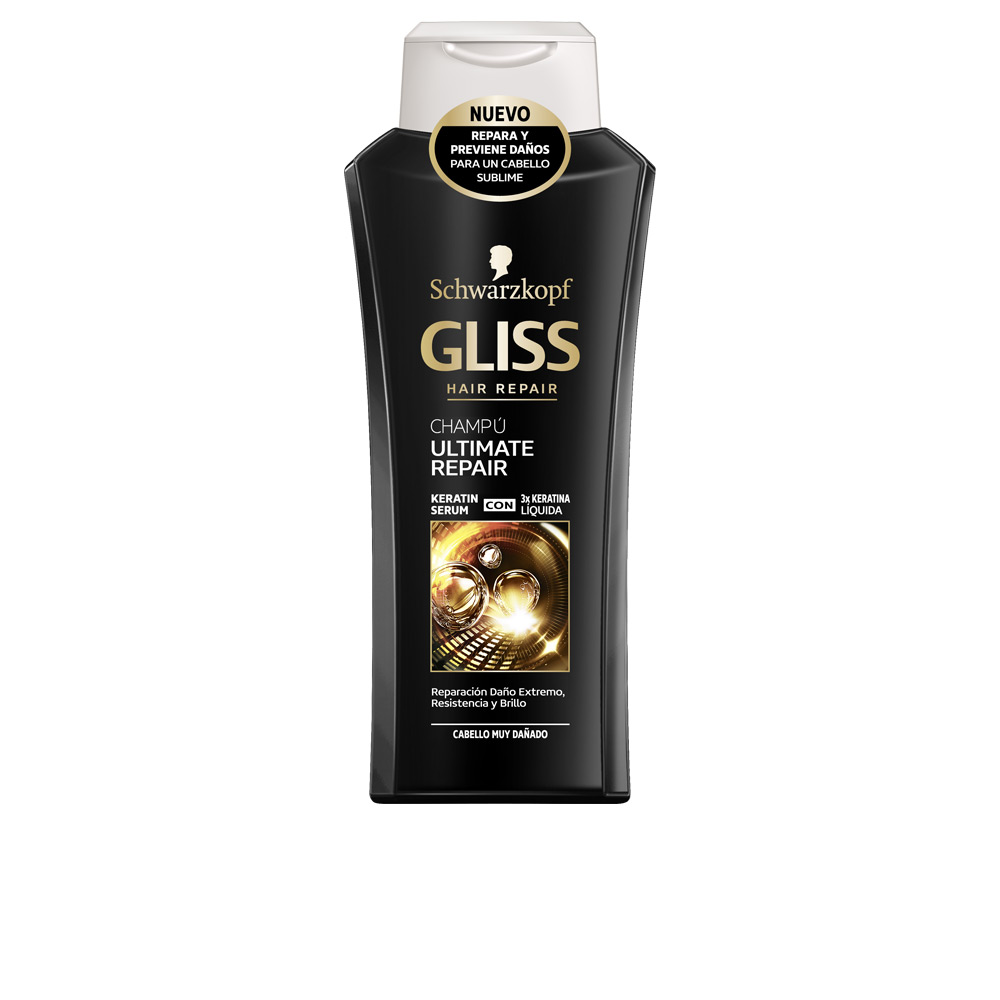 GLISS ULTIMATE REPAIR champú