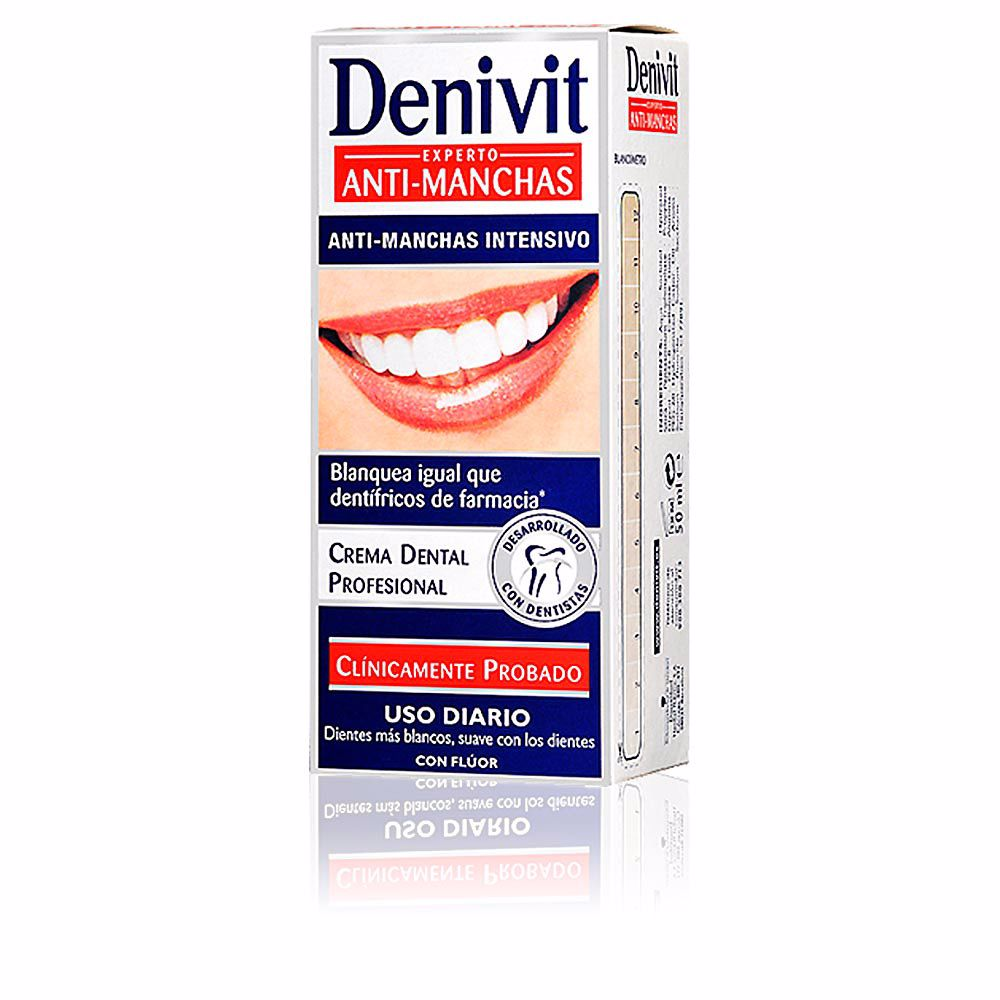 DENIVIT dentifrico anti-manchas