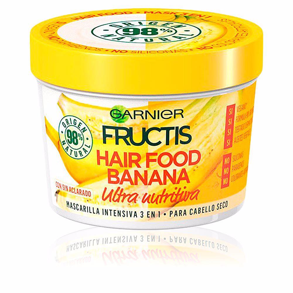 FRUCTIS HAIR FOOD banana mascarilla ultra nutritiva