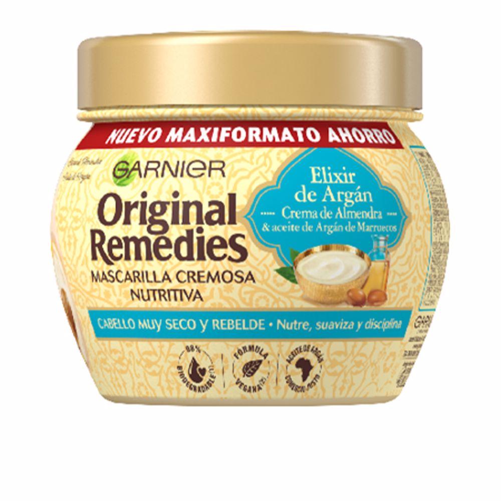 ORIGINAL REMEDIES mascarilla elixir argán