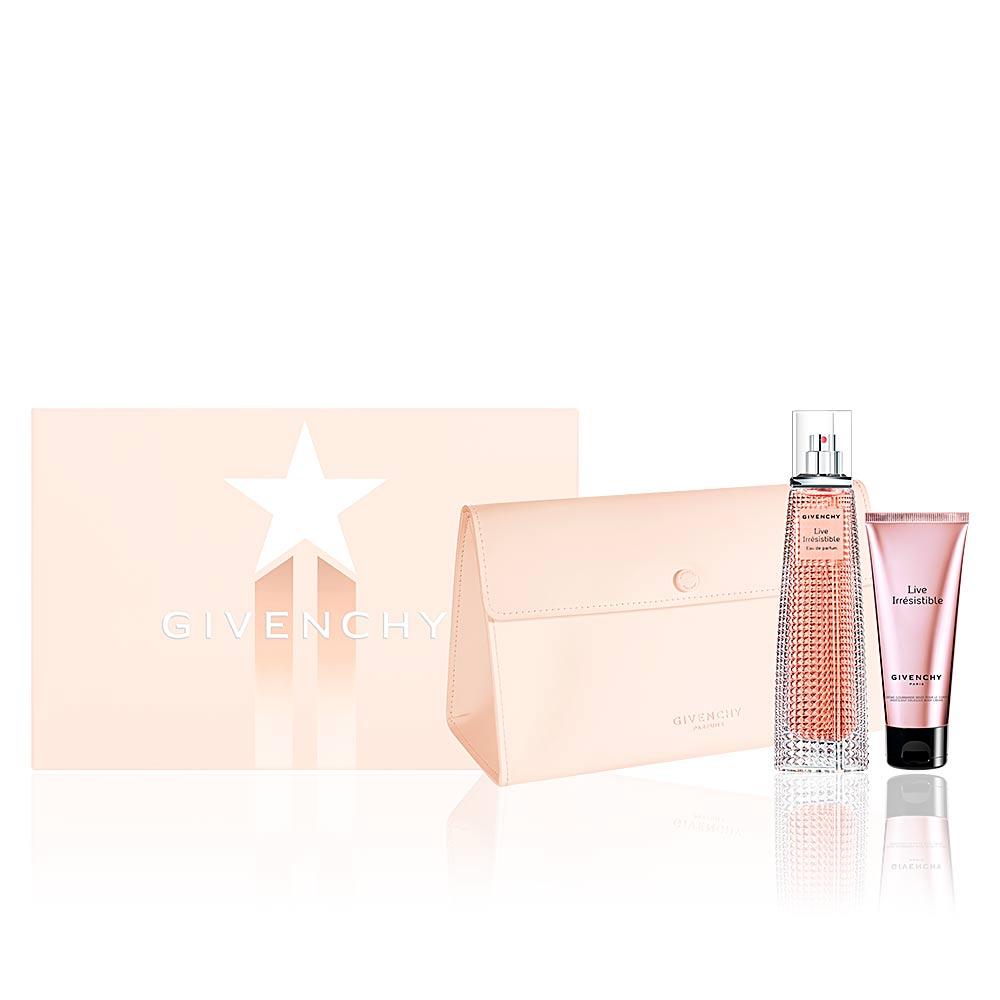 Givenchy Eau De Parfum Live Irrésistible Set Products Perfumes Club