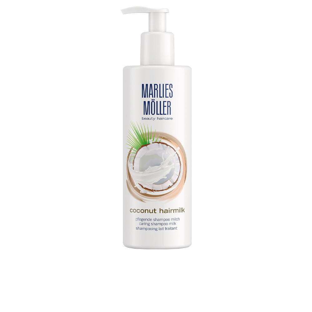 HAIRMILK coconut shampoo