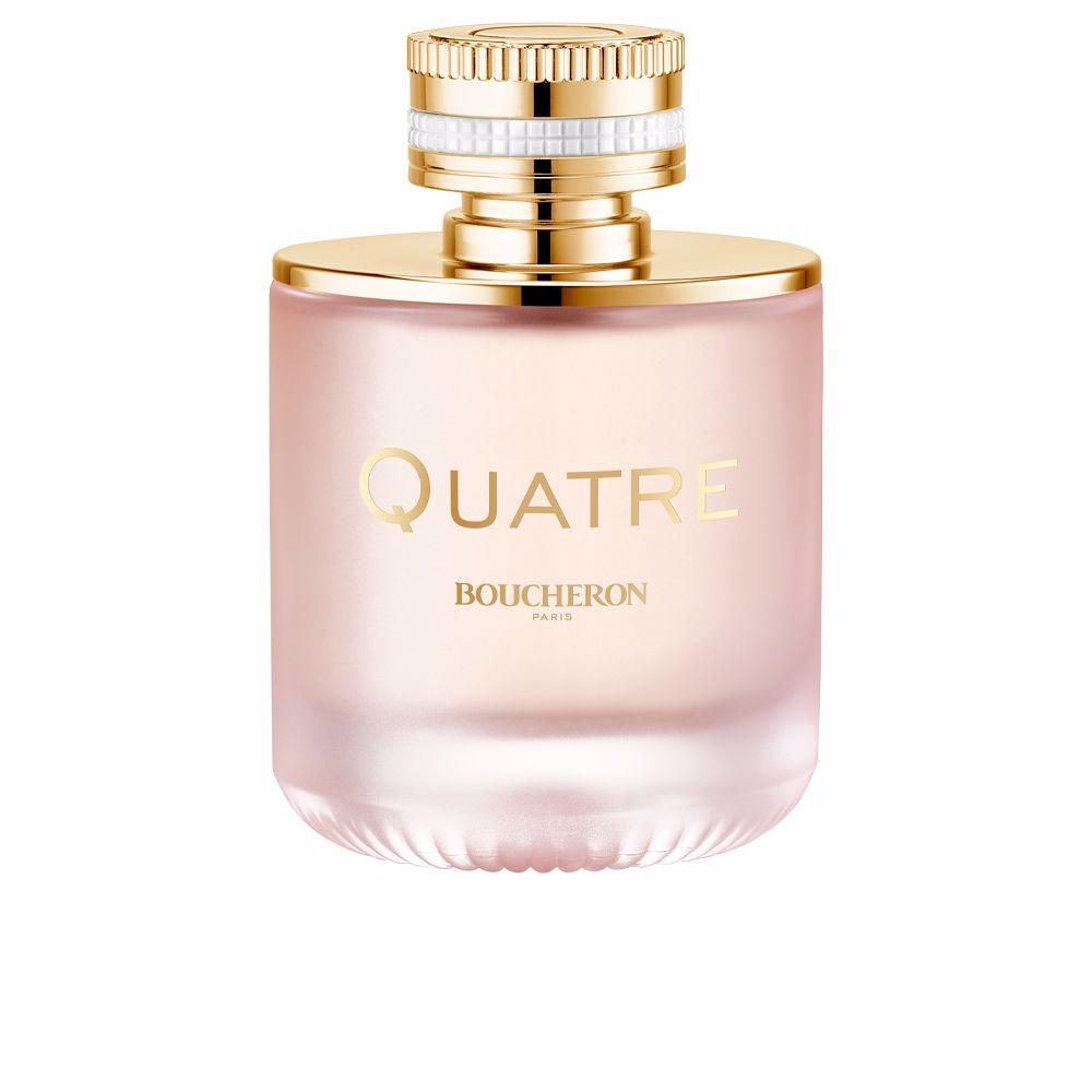 QUATRE EN ROSE eau de parfum florale vaporizzatore