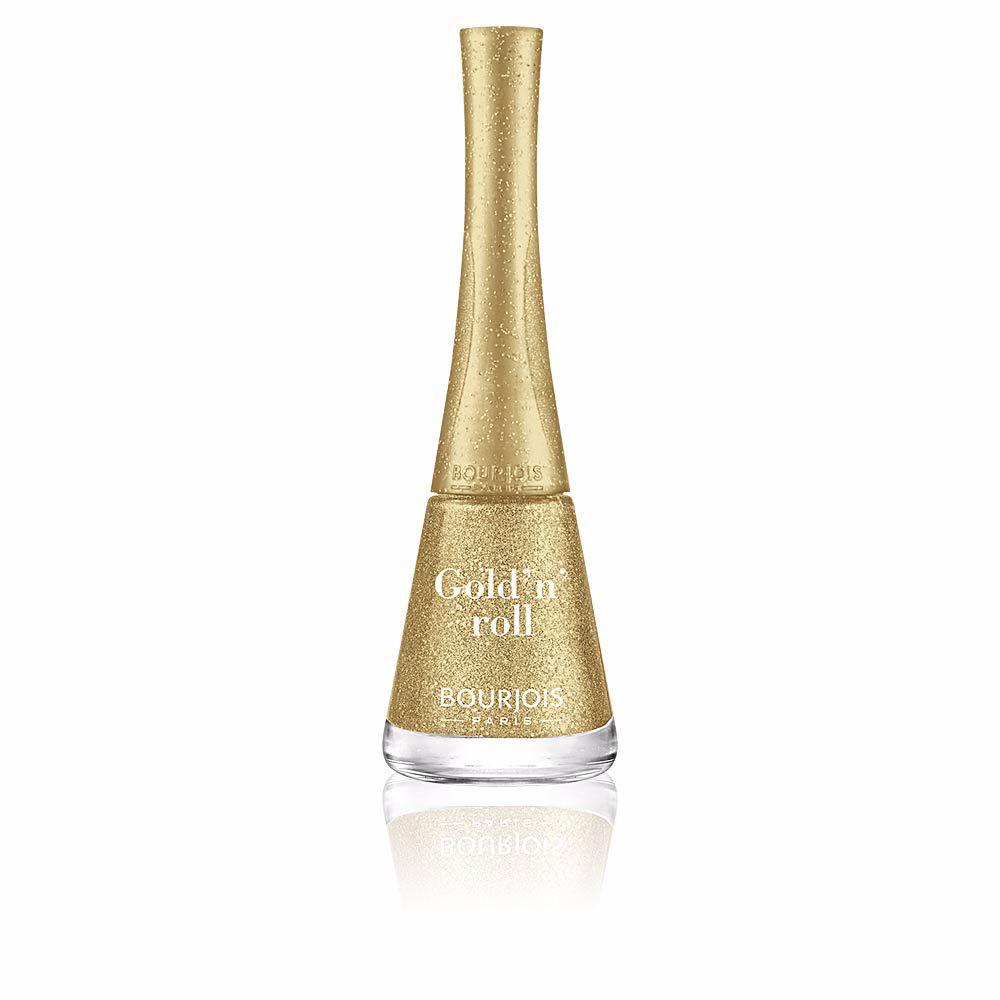 1 Seconde nail polish #005-gold´n roll