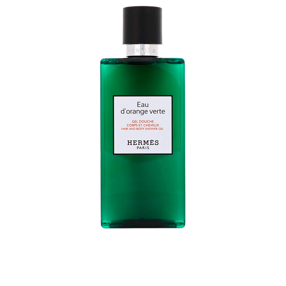EAU D'ORANGE VERTE hair & body shower gel