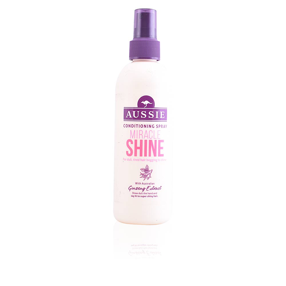MIRACLE SHINE conditioning spray