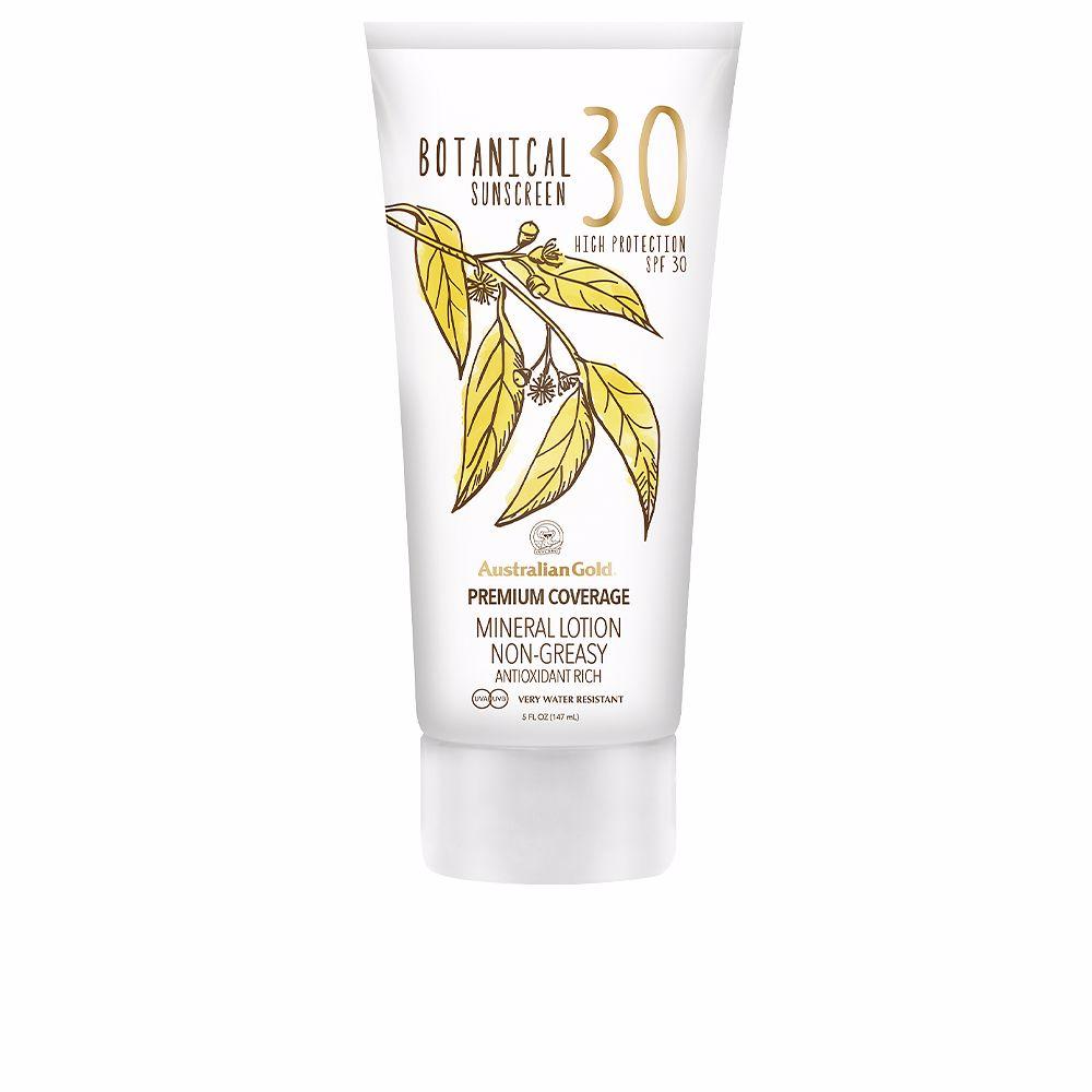 BOTANICAL sunscreen SPF30