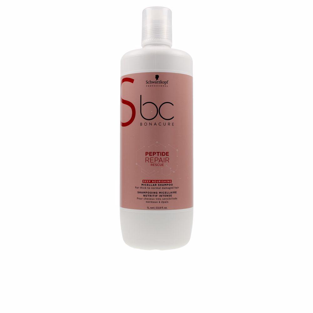 BC PEPTIDE REPAIR RESCUE micellar shampoo