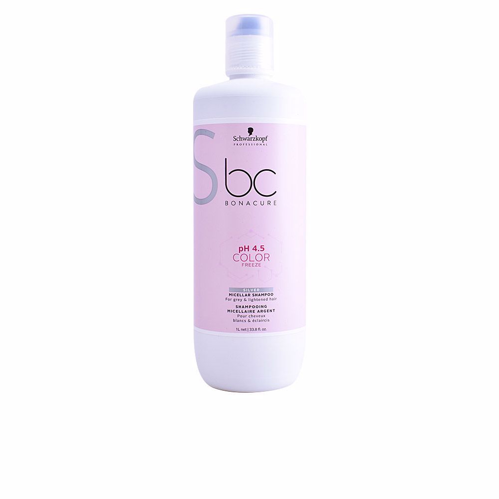 BC COLOR FREEZE silver shampoo