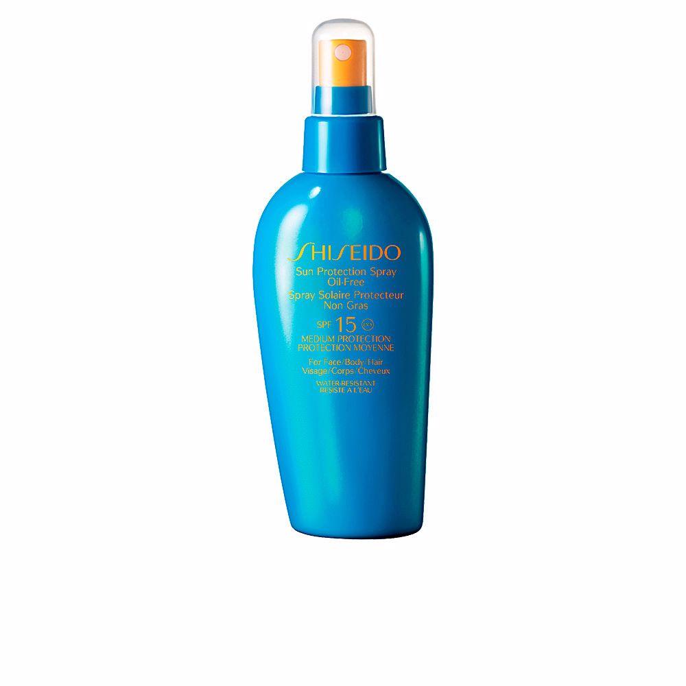 SUN PROTECTION oil-free SPF15 spray