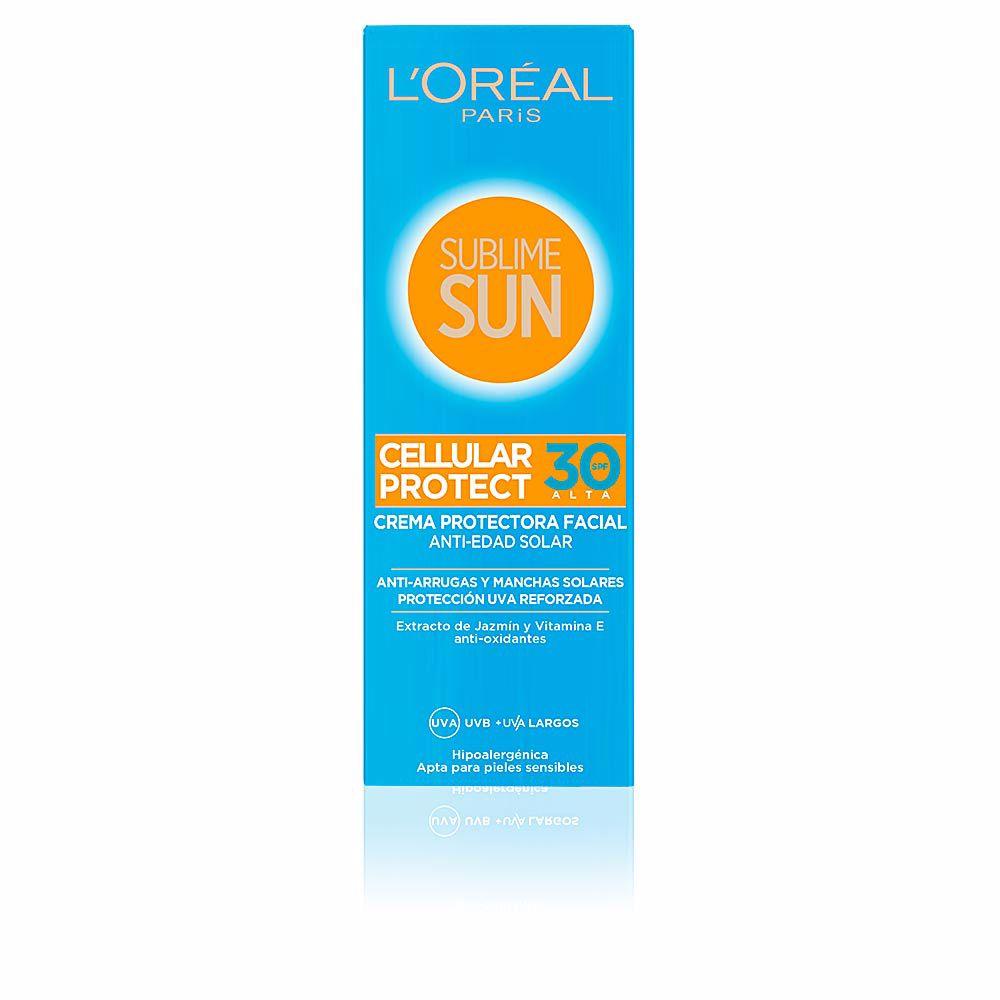 SUBLIME SUN facial cellular protect SPF30