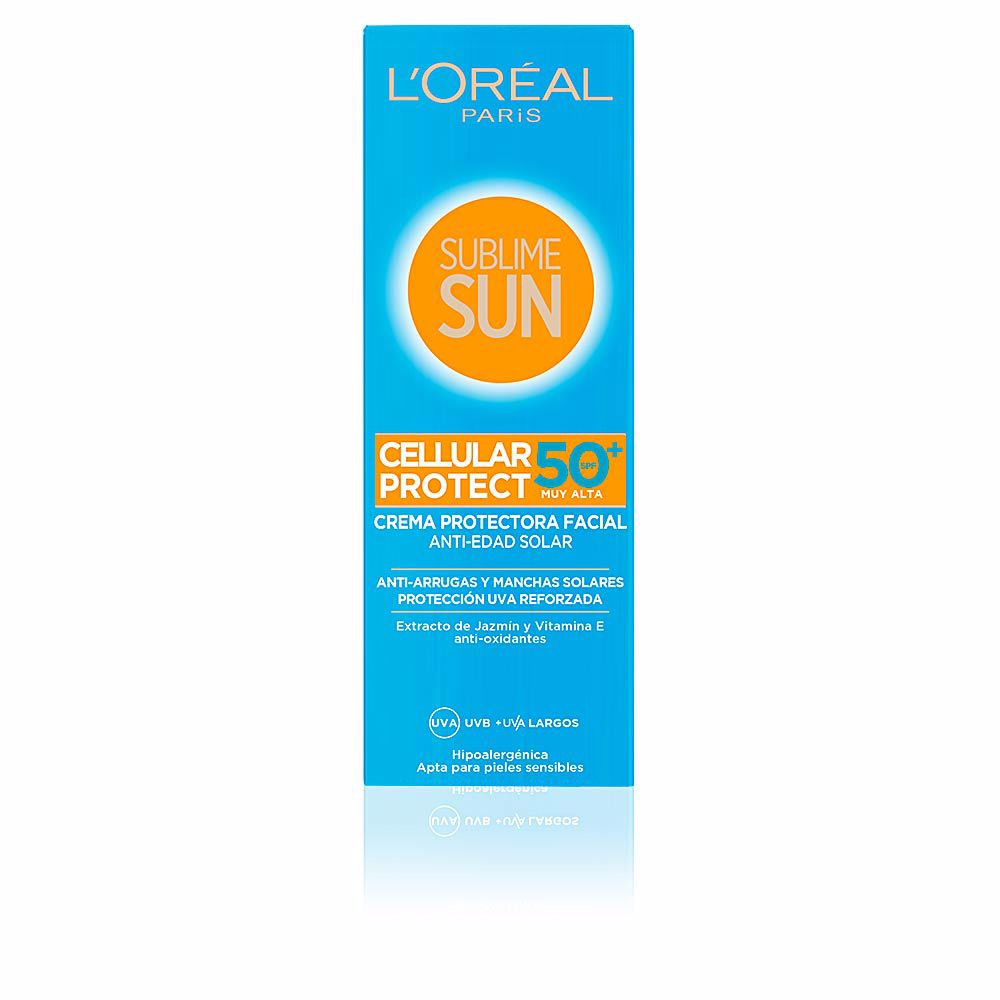 SUBLIME SUN cellular protect facial SPF50