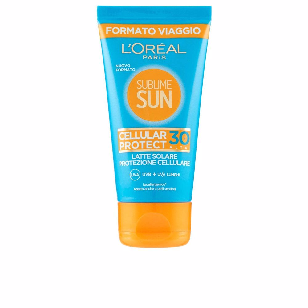SUBLIME SUN body milk cellular protect SPF30