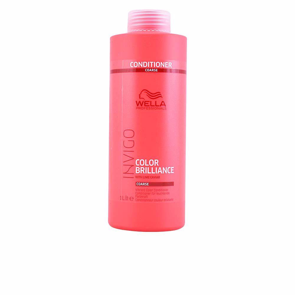 INVIGO COLOR BRILLIANCE conditioner coarse hair