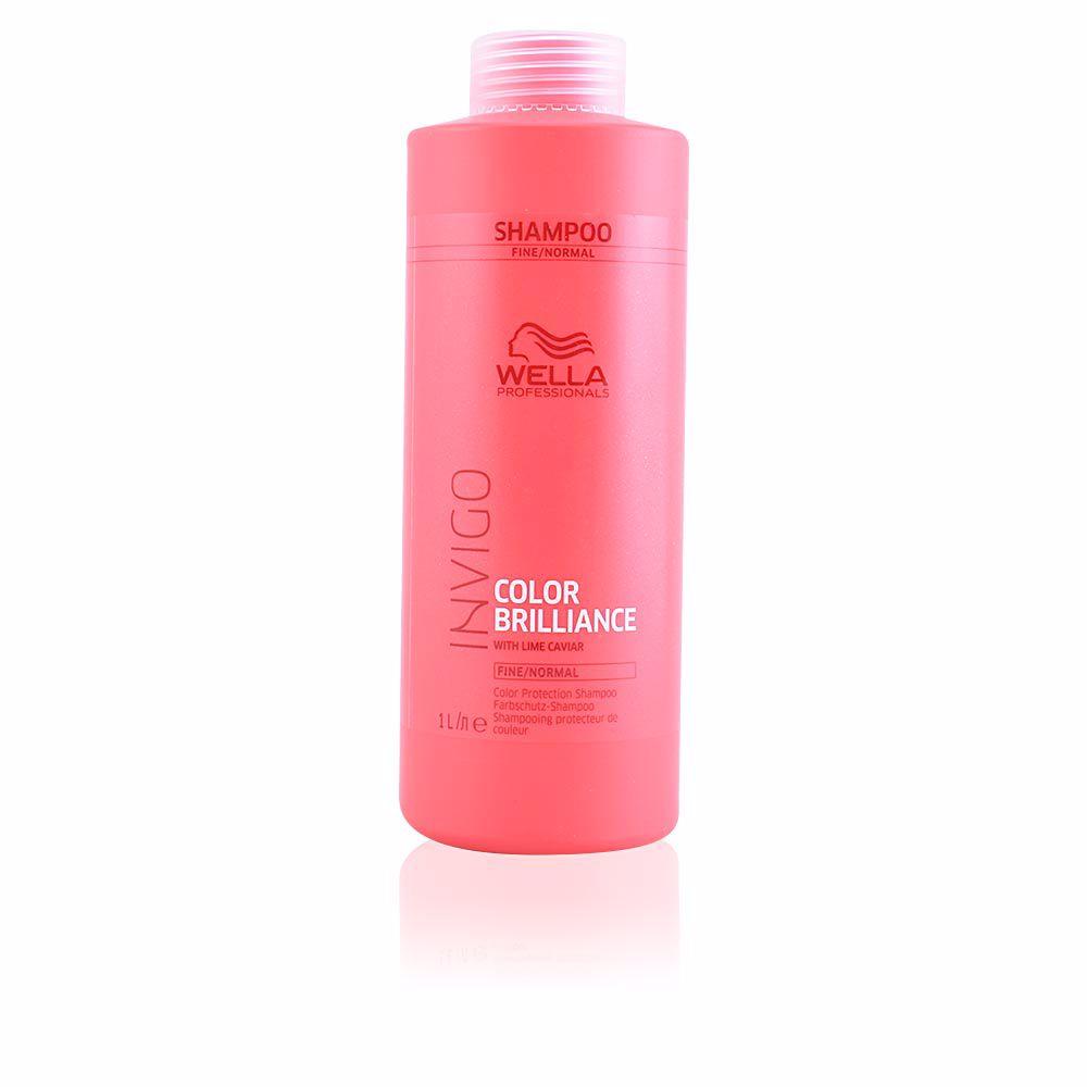 INVIGO COLOR BRILLIANCE shampoo fine hair