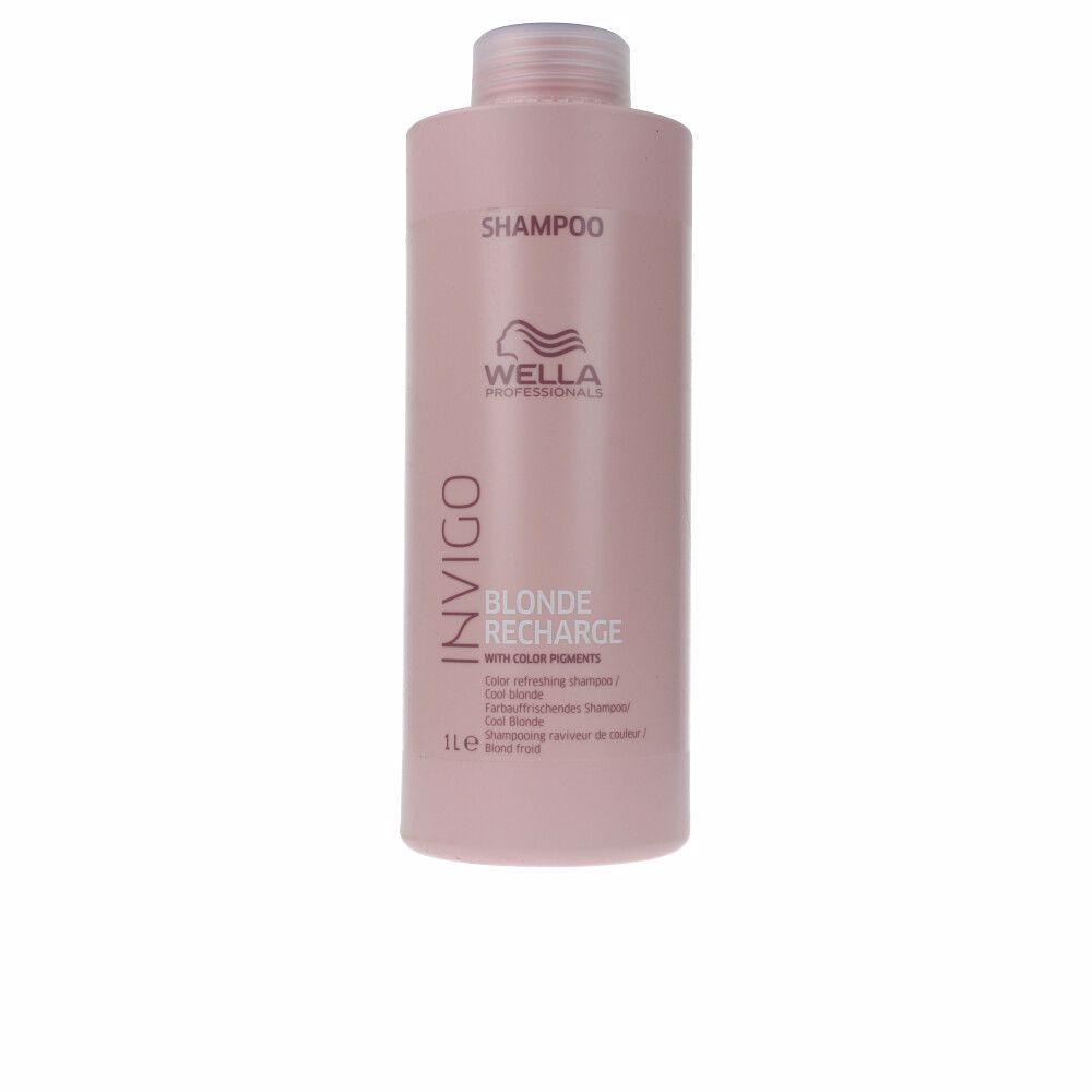 INVIGO BLONDE RECHARGE color refreshing shampoo