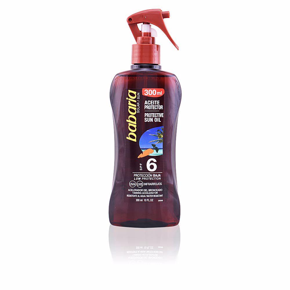 SOLAR ACEITE PROTECTOR DE ZANAHORIA SPF6 spray