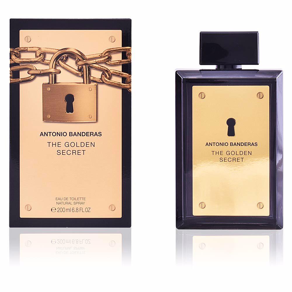 26b765ad3b Antonio Banderas THE GOLDEN SECRET eau de toilette vaporizador Eau ...