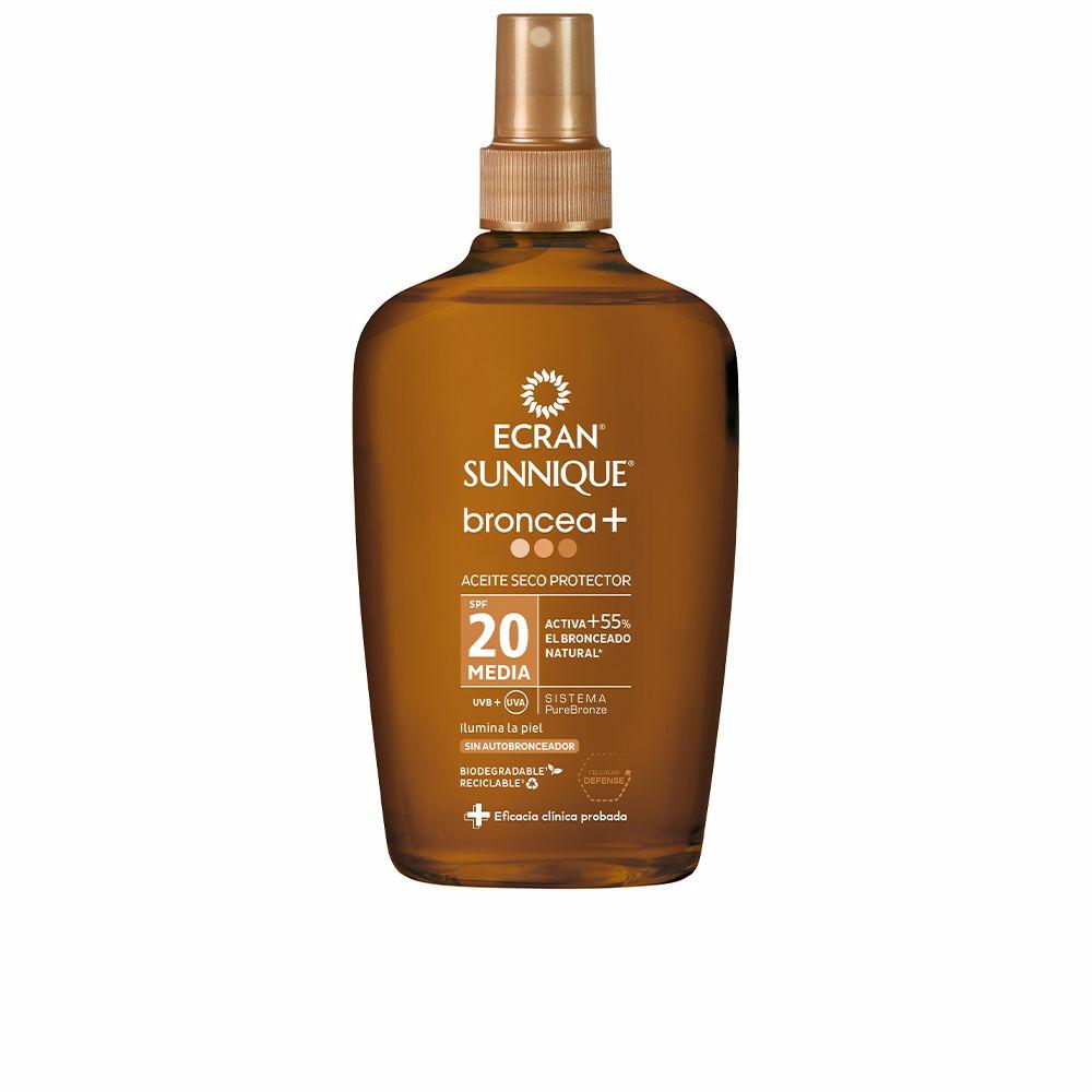 SUN LEMONOIL aceite seco protector SPF20 spray