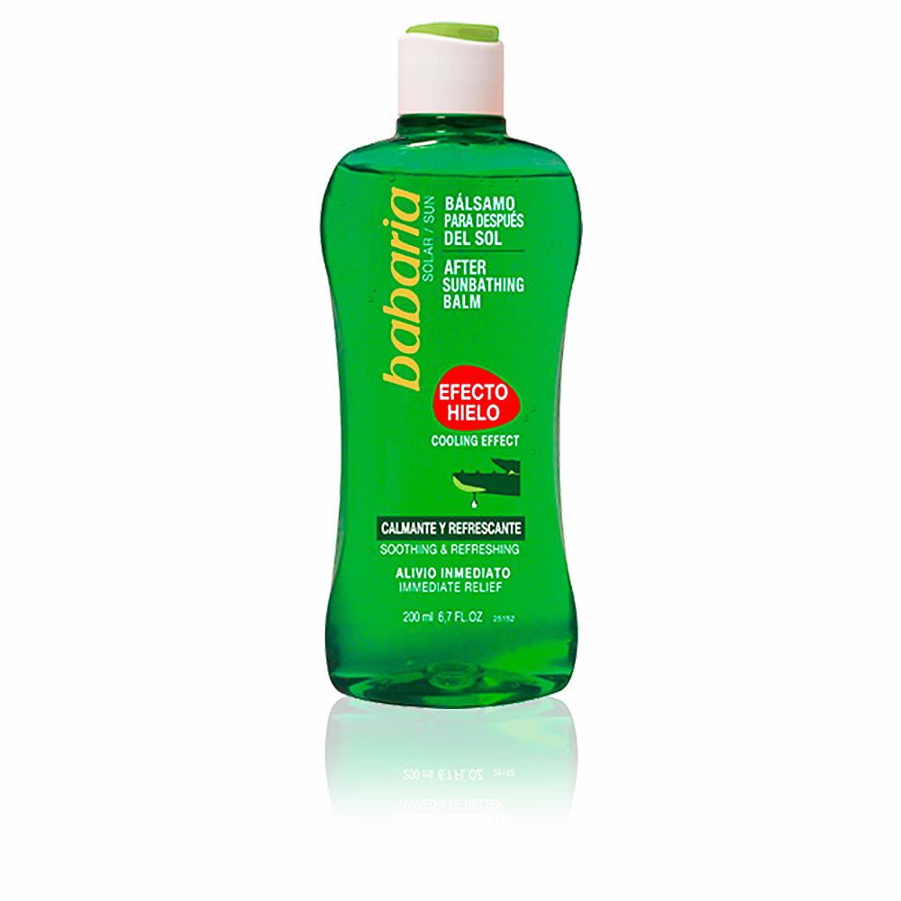 SOLAR ALOE VERA after sun gel