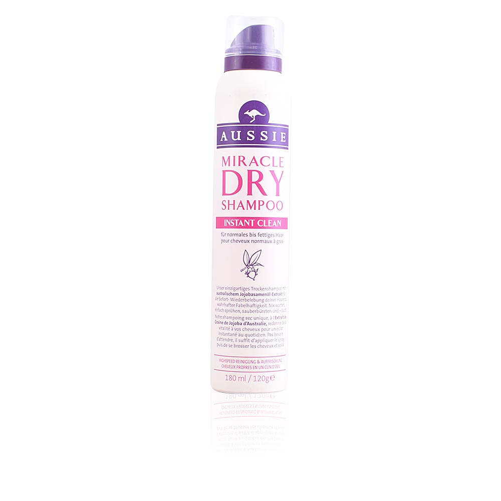 INSTANT CLEAN dry shampoo