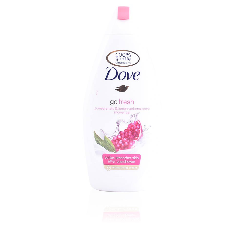 GO FRESH pomegranate & lemon body wash