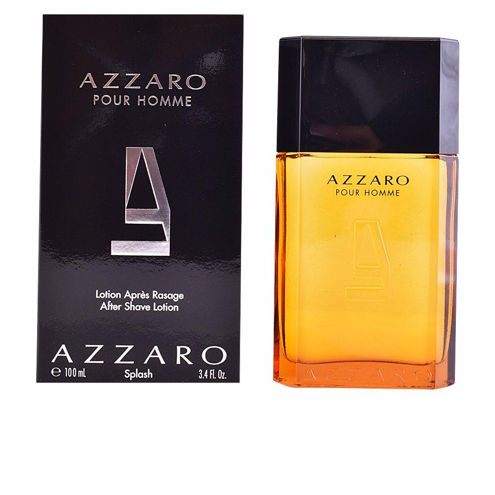AZZARO POUR HOMME as lotion flacon