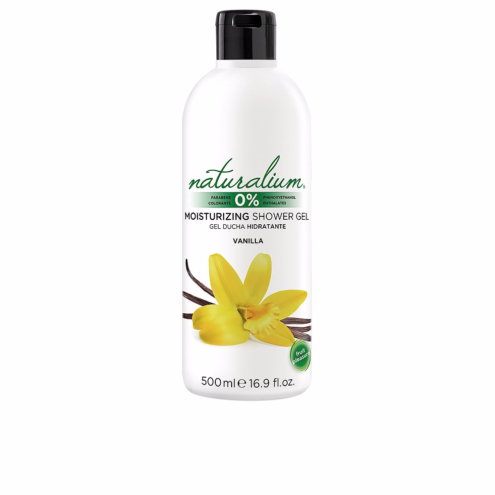 VAINILLA moisturizing shower gel