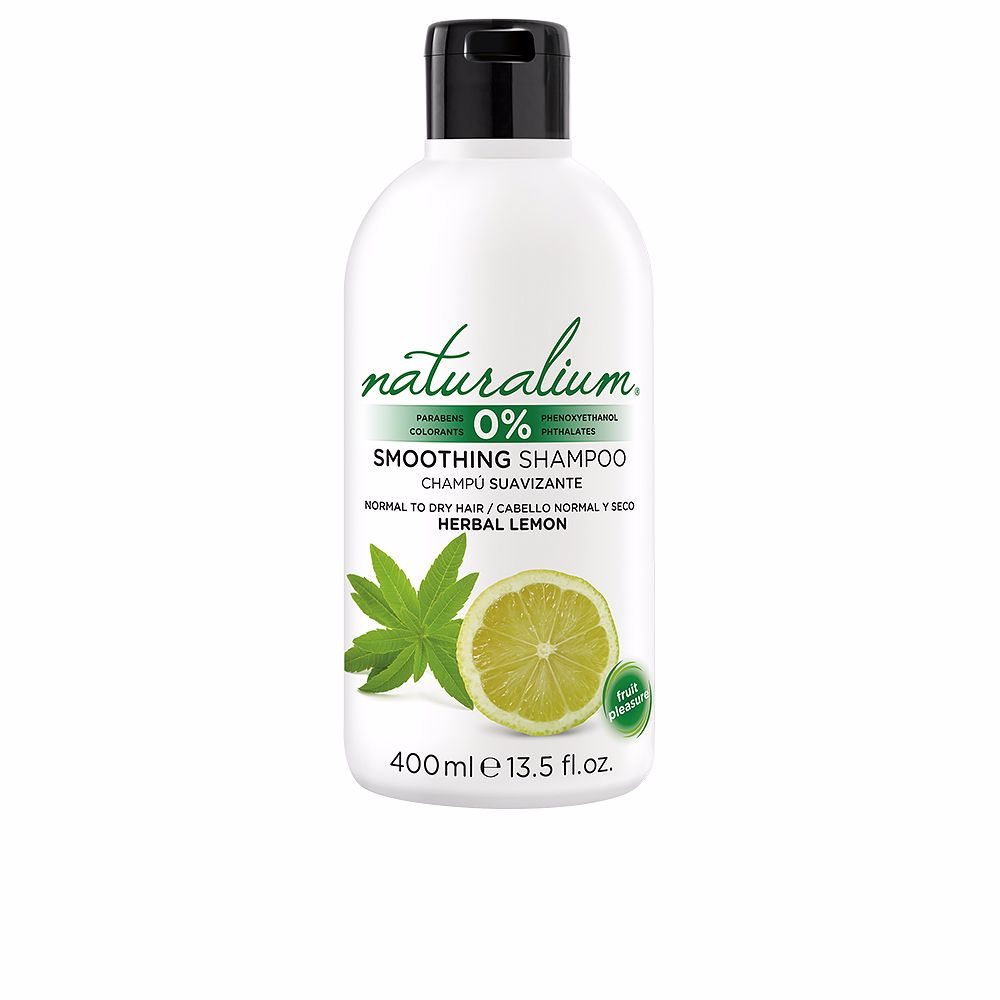 HERBAL LEMON smoothing shampoo