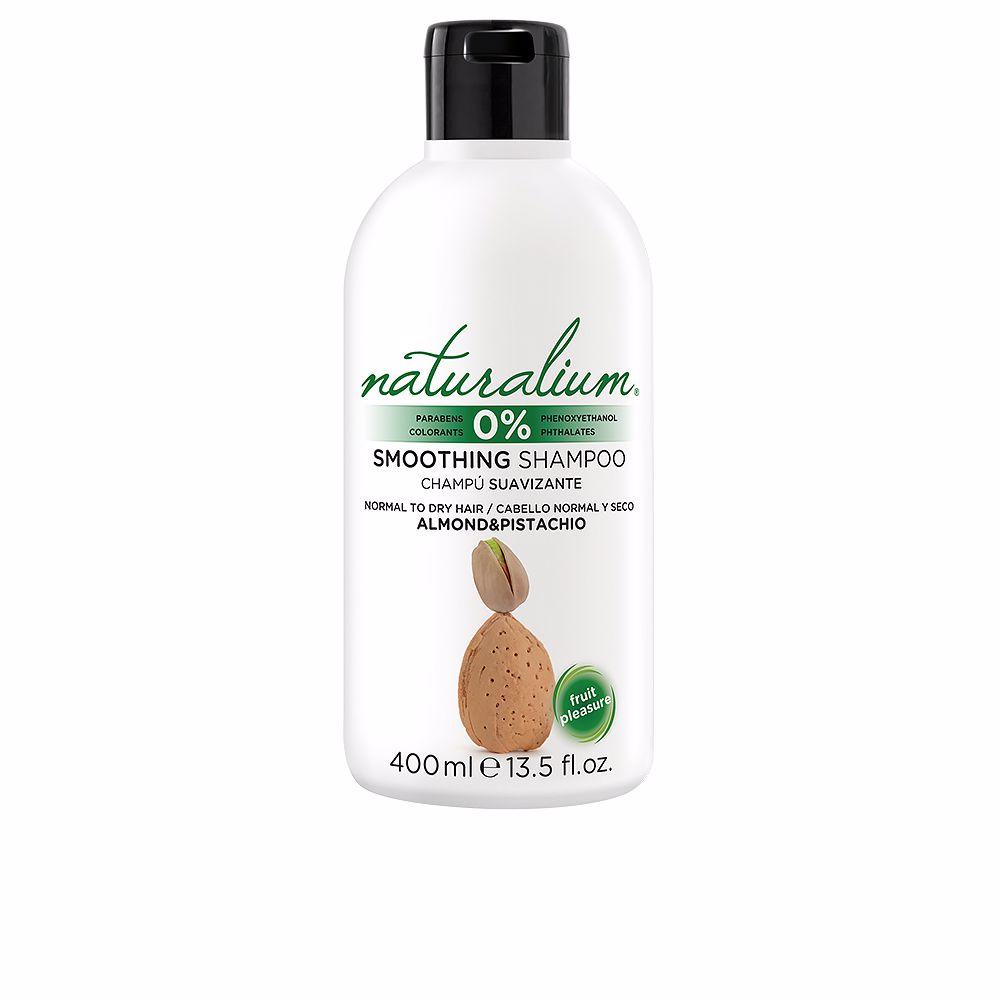 ALMOND & PISTACHIO smoothing shampoo