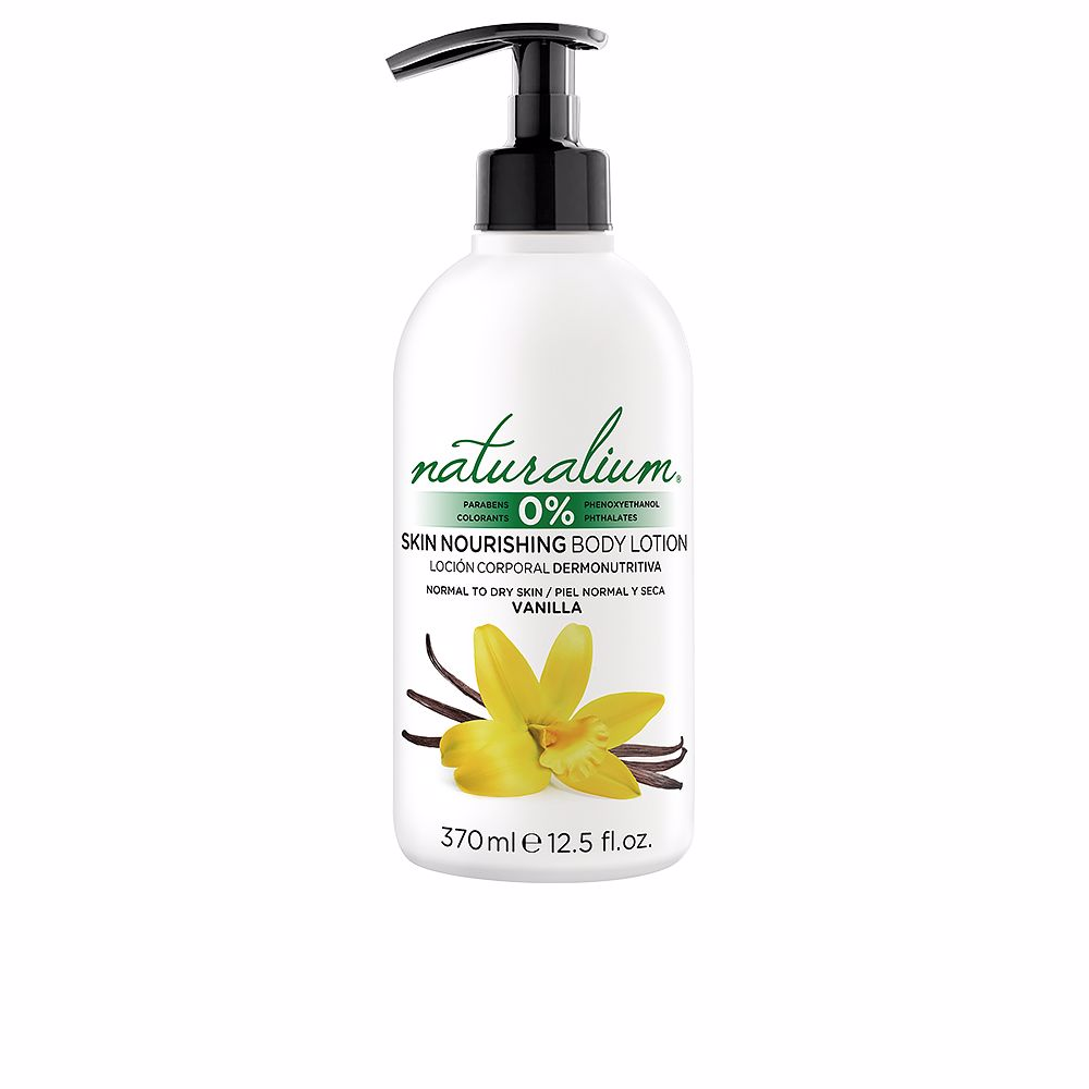 VANILLA skin nourishing body lotion