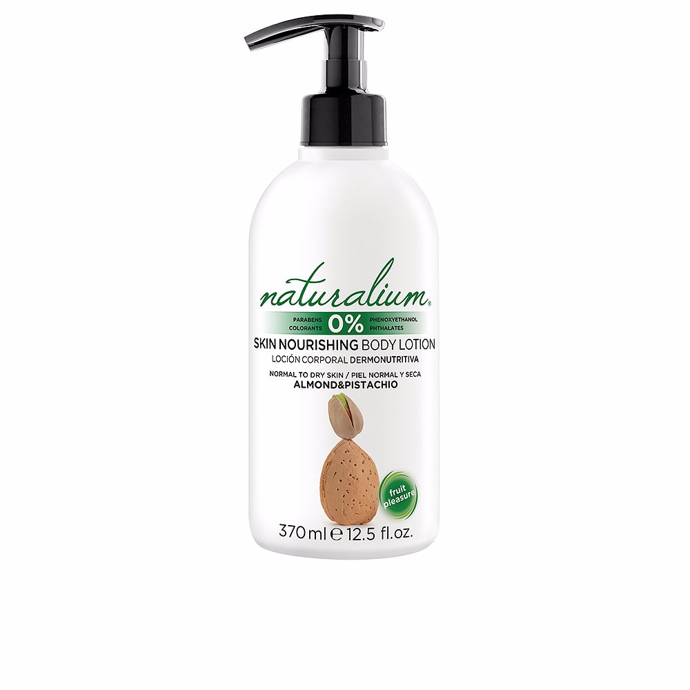 ALMOND & PISTACHIO skin nourishing body lotion
