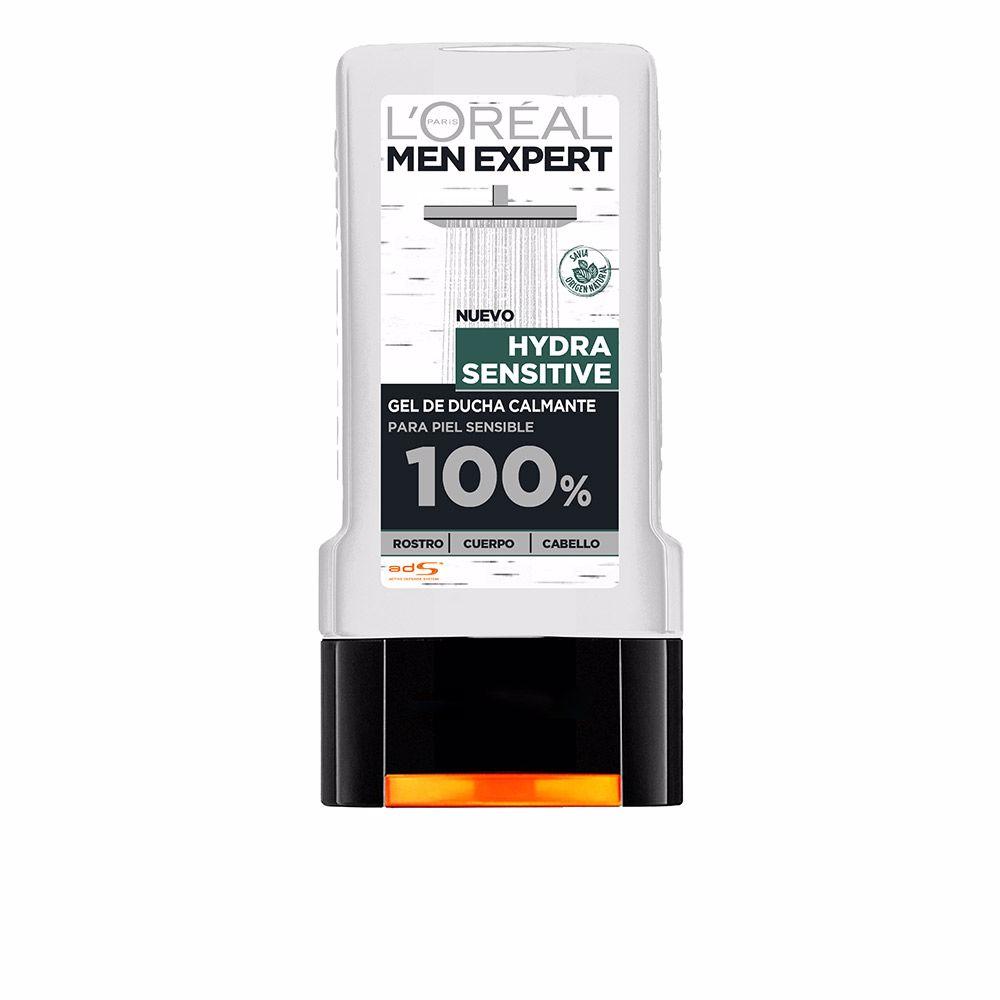 MEN EXPERT HYDRA SENSITIVE gel de ducha calmante
