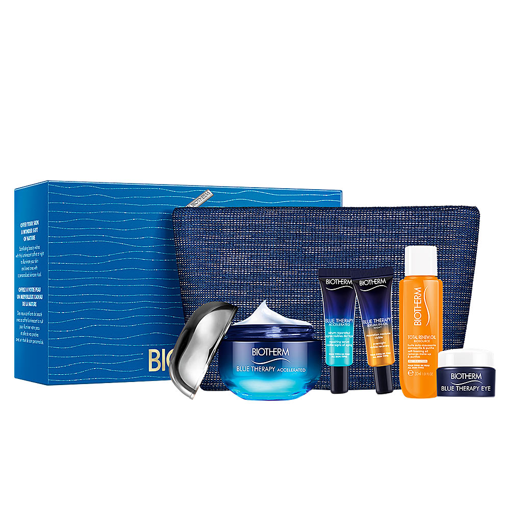 BLUE THERAPY ACCELERATED SET