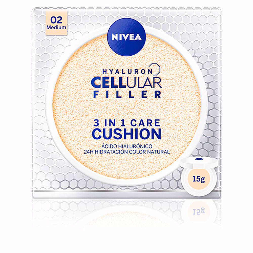 HYALURON CELLULAR FILLER 3in1 care cushion