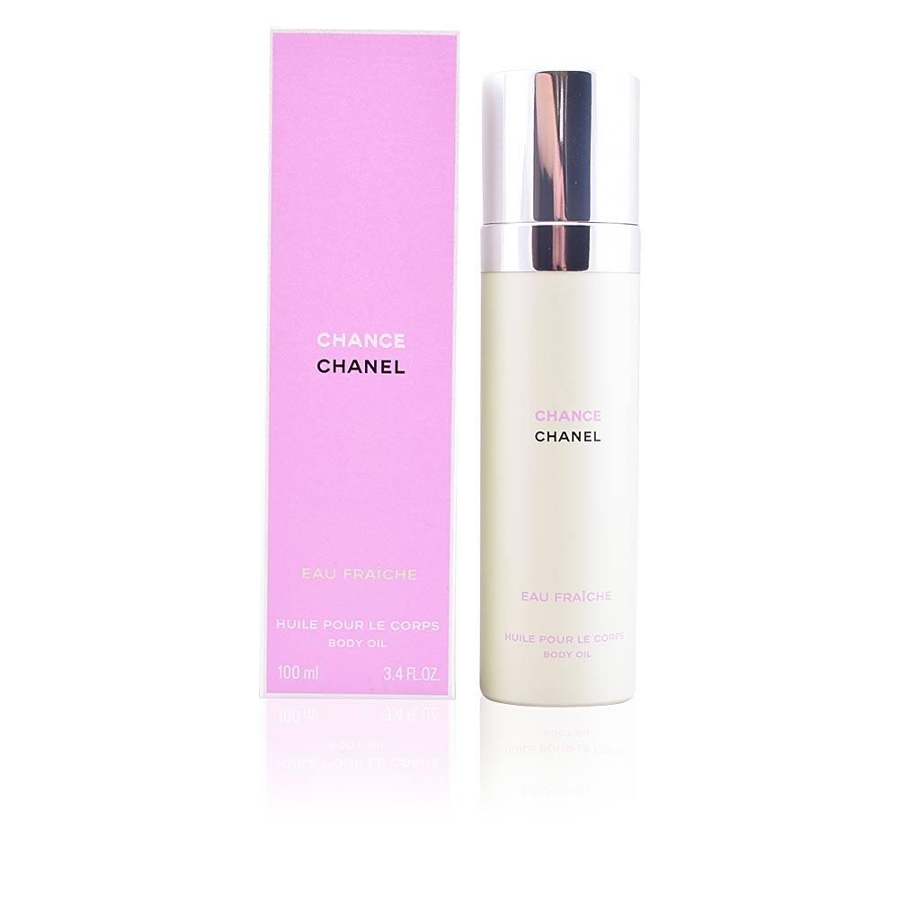 6ba107b4a3a Chanel Moisturizers CHANCE EAU FRAÎCHE huile pour le corps products ...