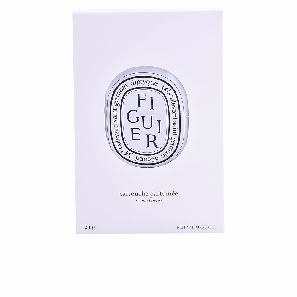 ELECTRIC DIFUSER scented refill #figuier