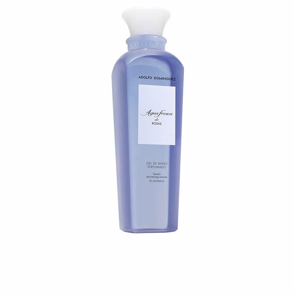 AGUA FRESCA DE ROSAS gel de ducha perfumado