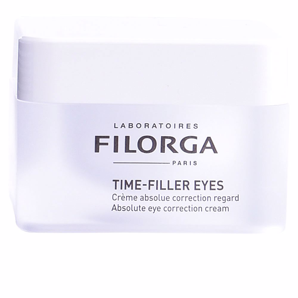 TIME-FILLER EYES absolute eye correction cream