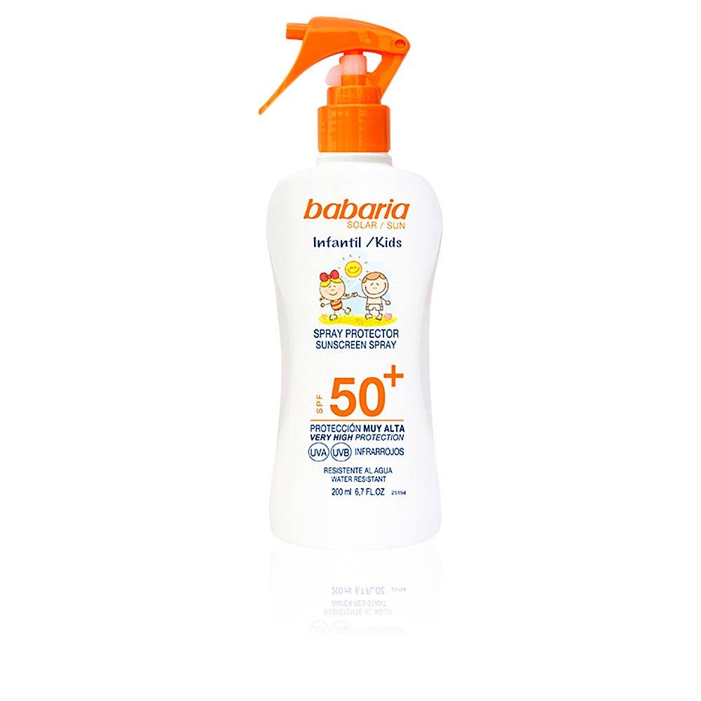 SOLAR INFANTIL SPF50+ spray