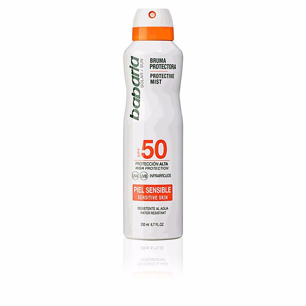 SOLAR PIELES SENSIBLES bruma protectora SPF50