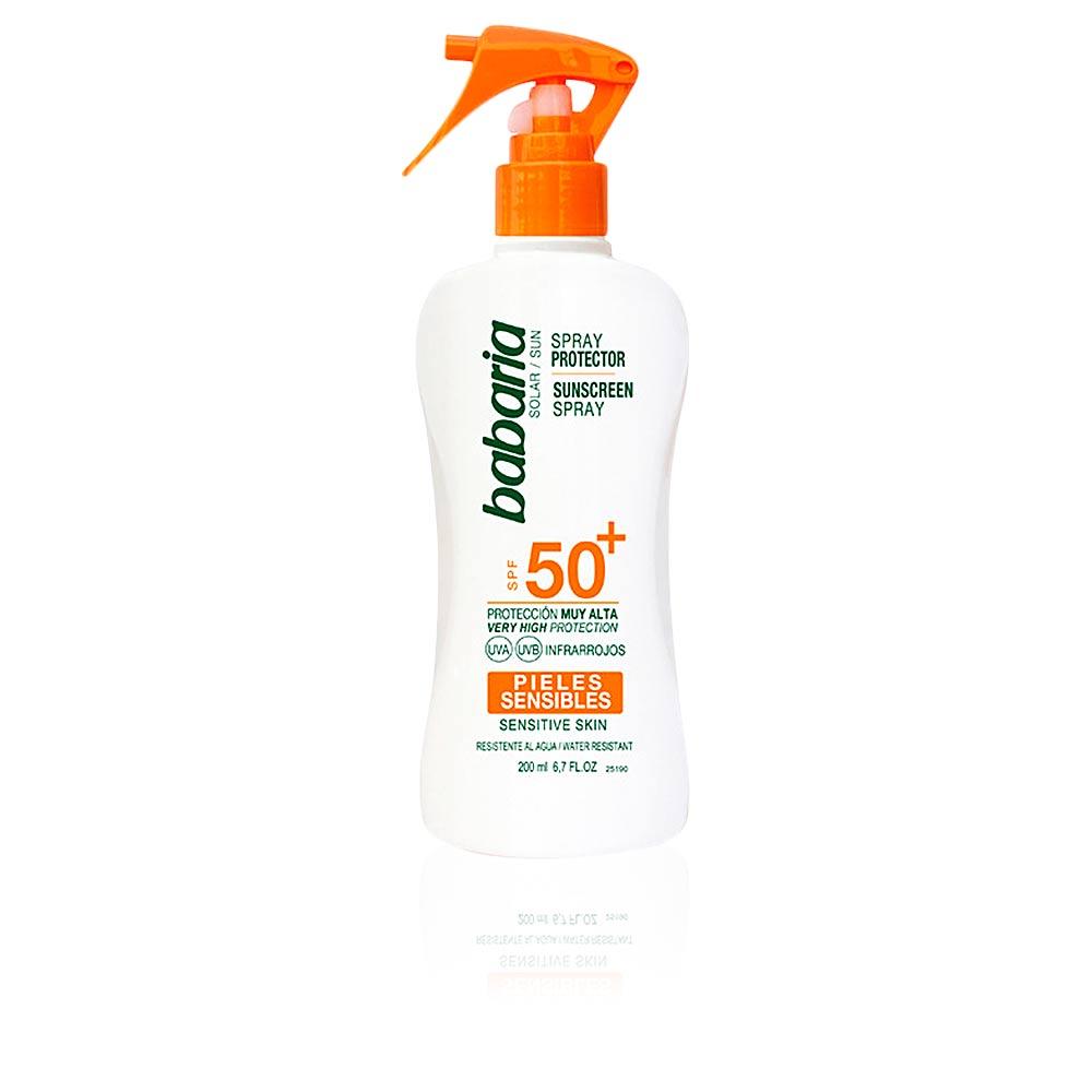 SOLAR PIELES SENSIBLES SPF50+ spray