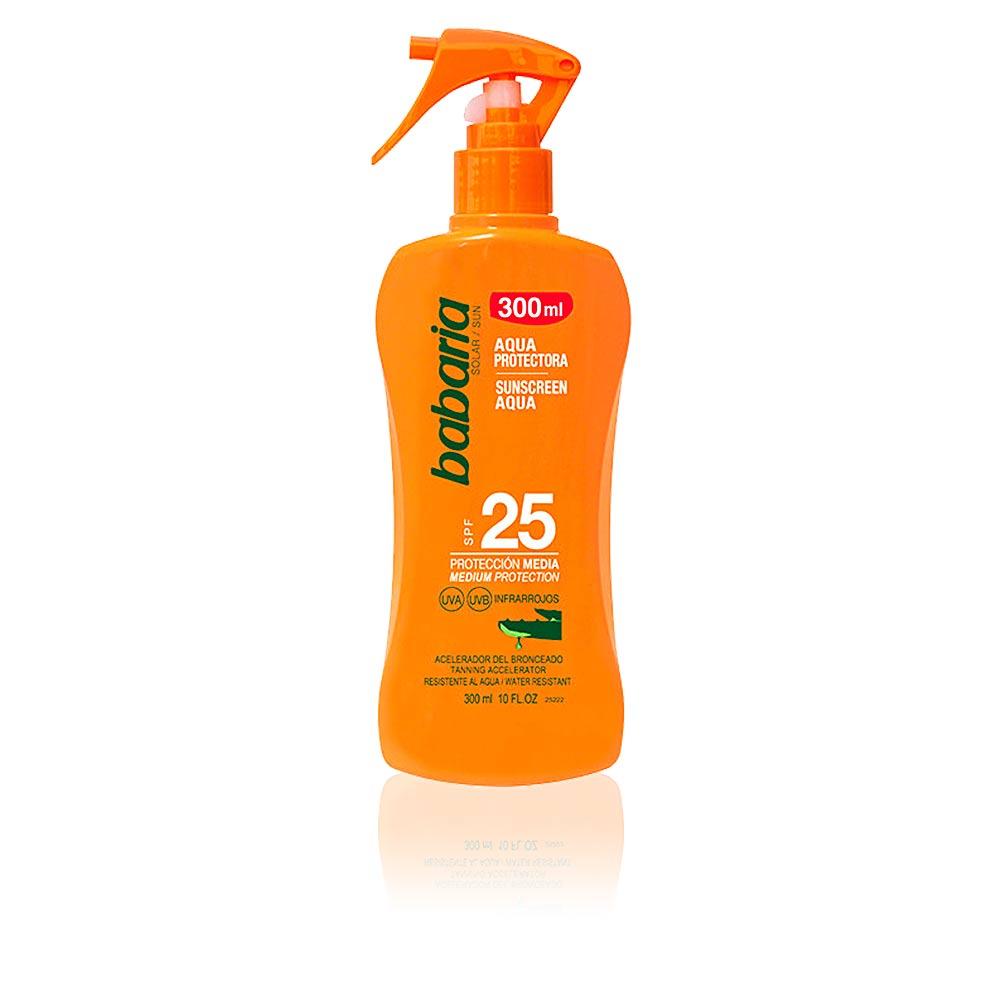 AQUA PROTECTORA ALOE SPF25 spray